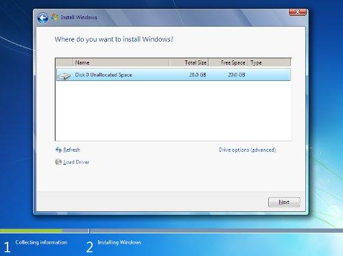 Descargar Windows Seven