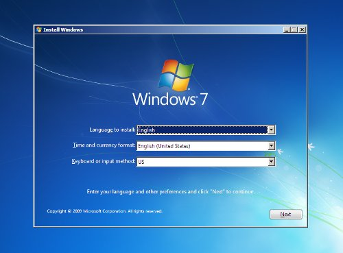 Como instalar Windows 7