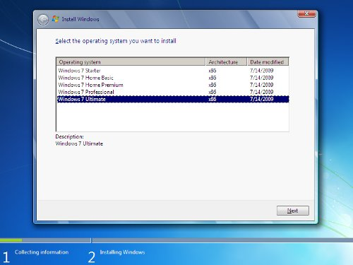 Windows7-Installer