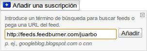 Feed Juarbo