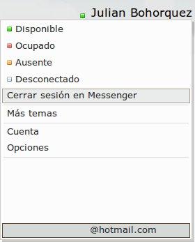 Messenger-Hotmail