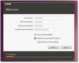 Installer Ubuntu 10.10