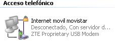 Internet Movil Movistar