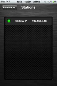 Server WiFi2HiFi