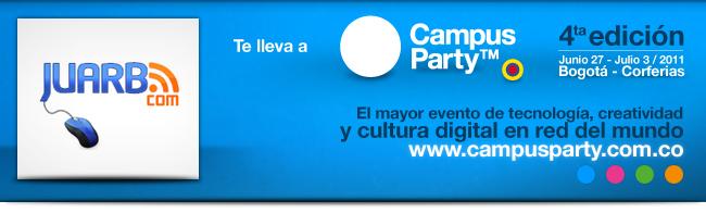 Juarbo - Campus Party