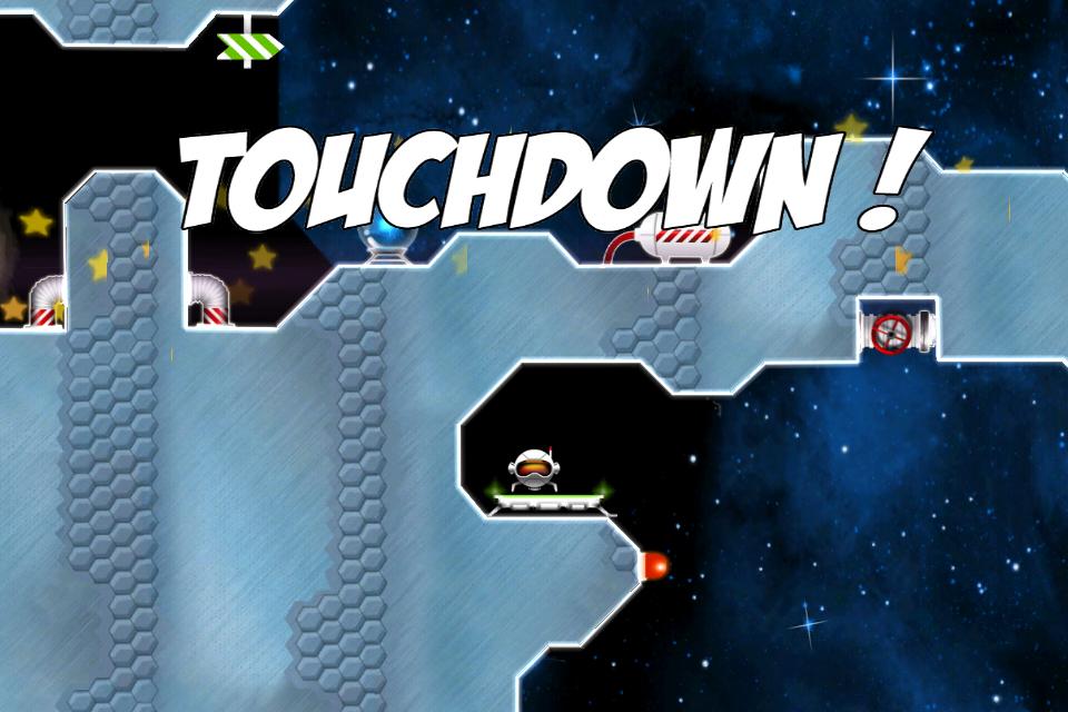6th Planet, TouchDown