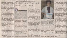 Entrevista Juarbo Periodico