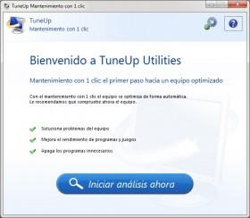 TuneUp - Mantenimiento 1 clic