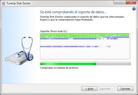 TuneUp Disk Doctor
