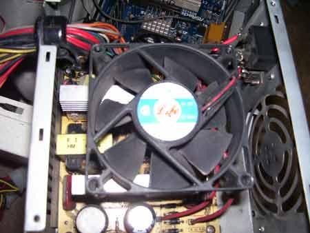 Lubricar Ventiladores PC