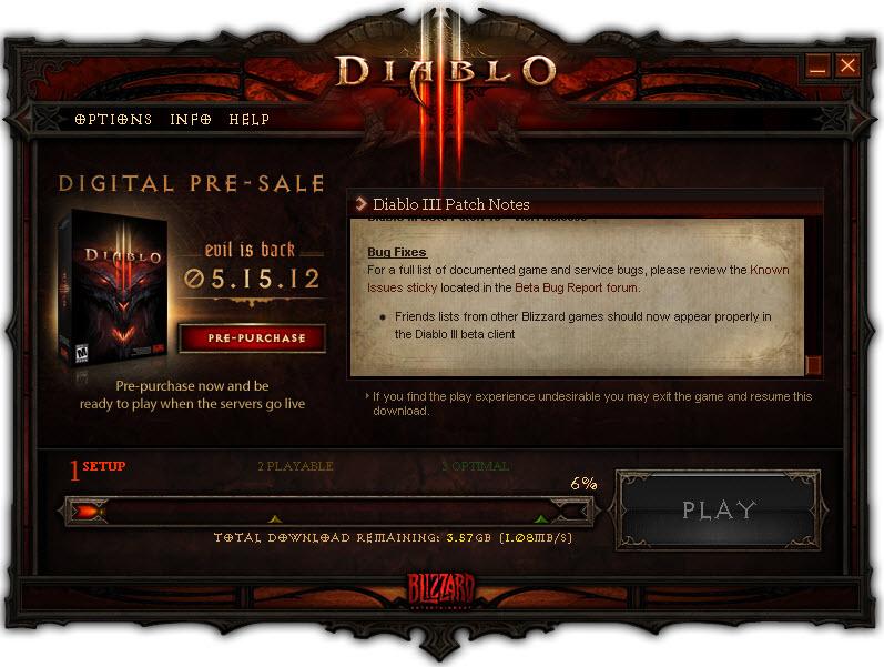 Descargar Diablo 3