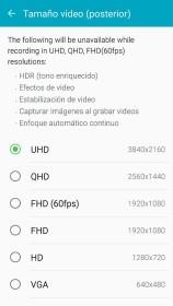 Video Galaxy S6