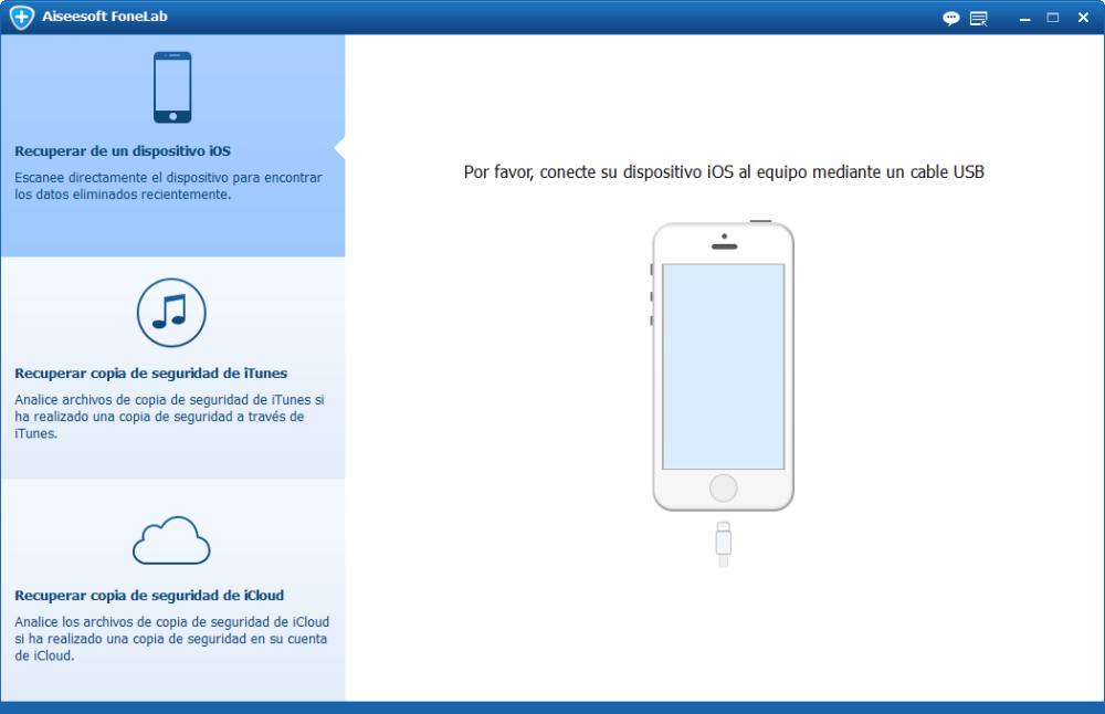 Conectar iPhone