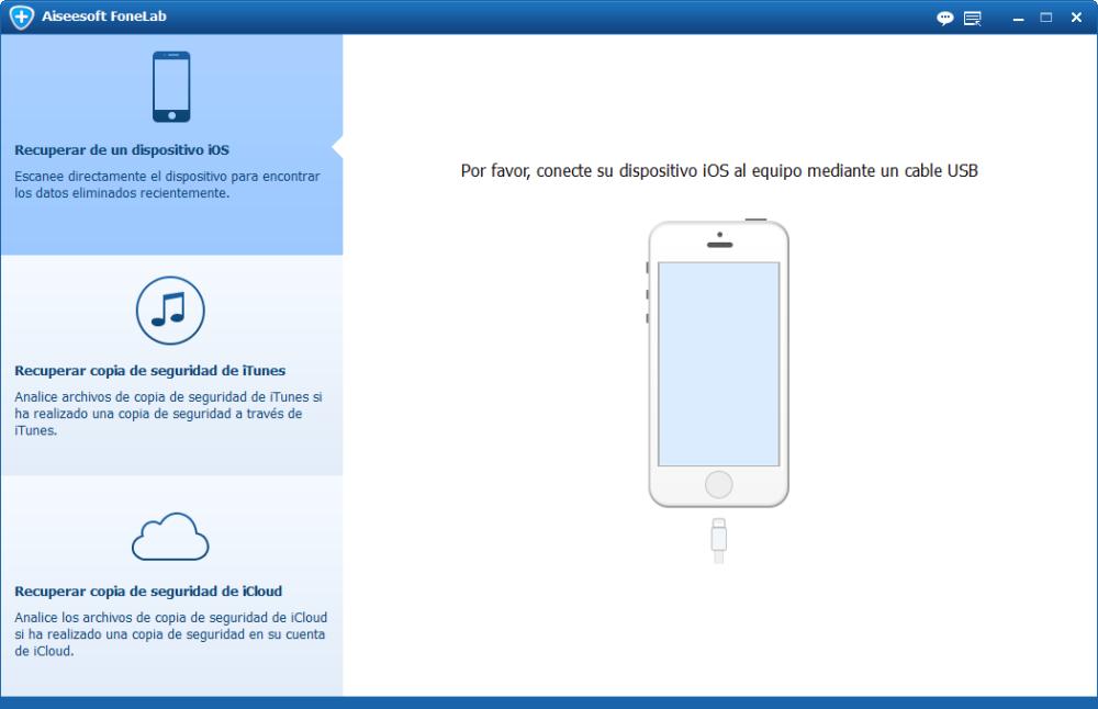 Conectar iPhone