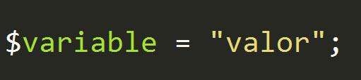 Variables en PHP